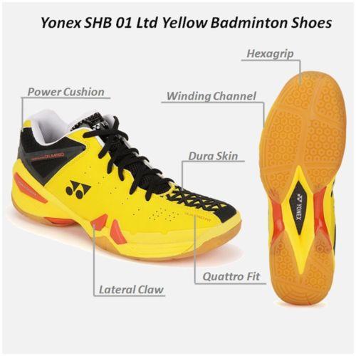 yonex shb 01 ltd
