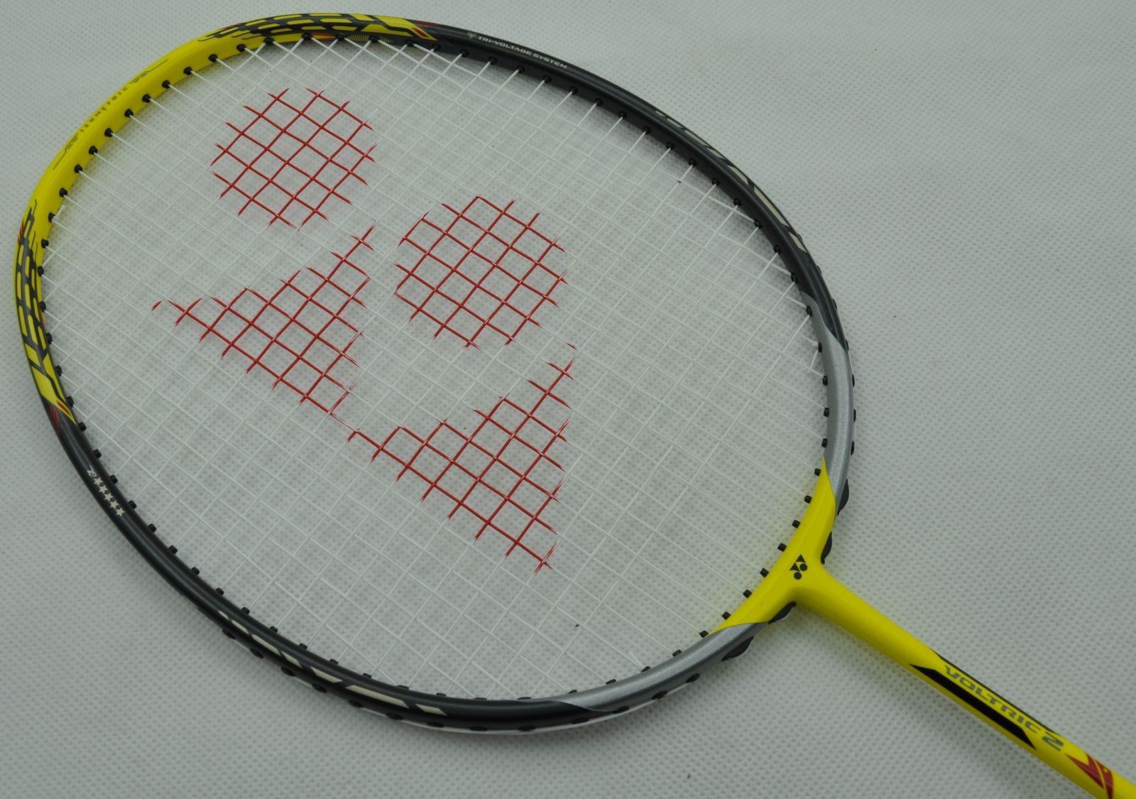Yonex Voltric 2 Lin Dan (VT2LD) 4UG5 Strung - Badminton Store