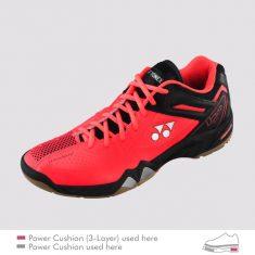 Yonex Power Cushion SHB 02LTD Red Lin Dan Limited Badminton Shoes 1