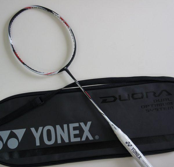 yonex duora z-strike duo-zs badminton racquet 3ug5