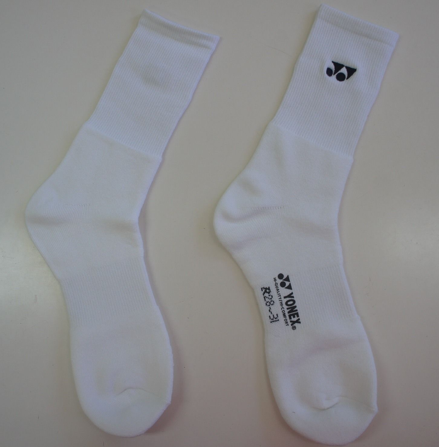 736519ad6 2 Pairs Yonex Mens Sports Socks 1855 - Badminton Store